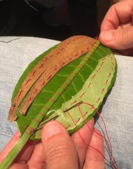 leaf-work